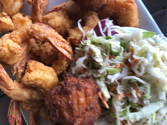 Acme Lowcountry Kitchen: Fried shrimp