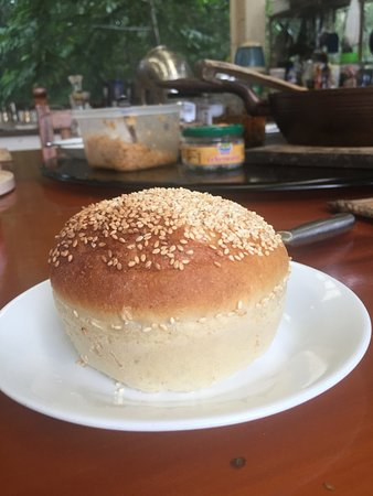 Kusina ni Tito Ernie : Kamote bread. The best!