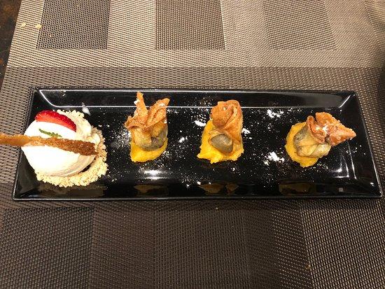 Napa: Dessert