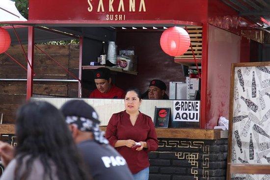 Sushi Sakana : SAKANA