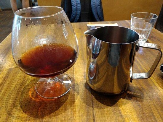 Mantra Specialty Coffee Bar: Chemex Coffee