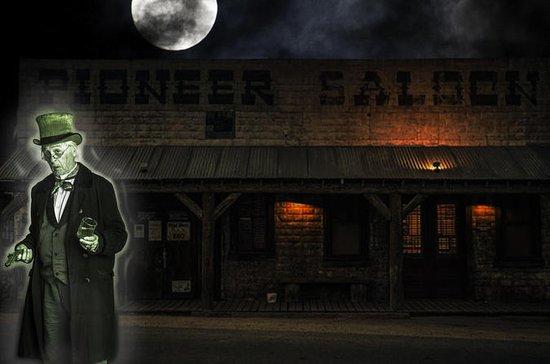 Caça a fantasmas em Goodsprings...