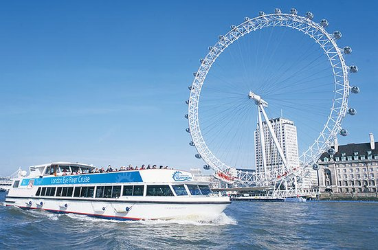 London Eye River Cruise with Optional...