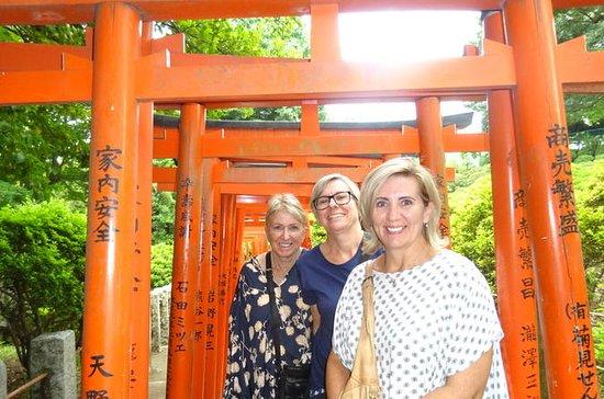 Explore a antiga e nostálgica Tóquio: Yanaka, excursão a pé