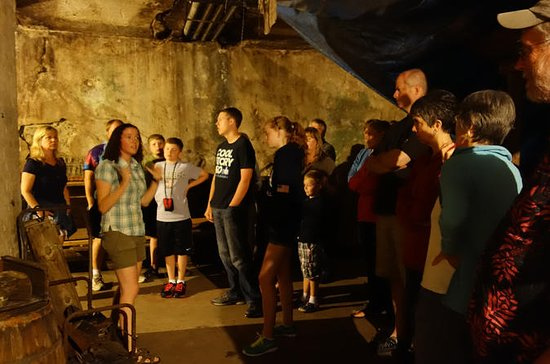 Seattle Underground History Tour