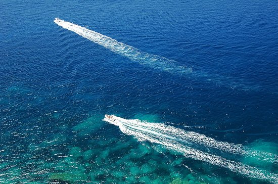 Transfert privé en hors-bord vers l'île de Solta depuis Split : Private Sea Speedboat Transfer to Island Solta from Split