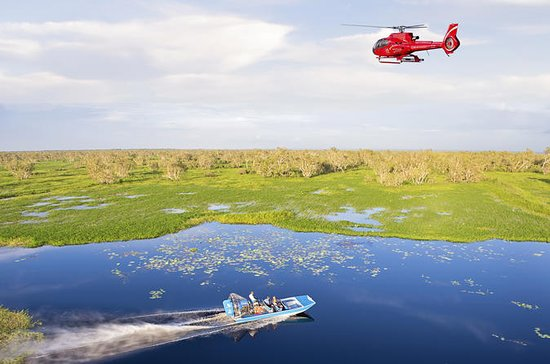 Mary River Wetlands Helicopter and...