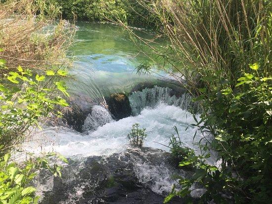 Krka National Park: Waterfalls keep appearing