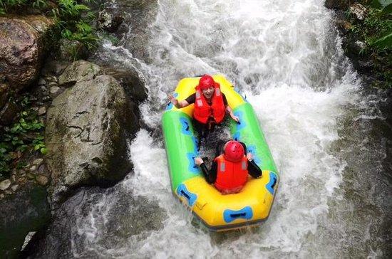 Yangshuo Longjing River Drifting...