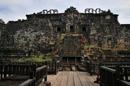 Kleine rondleiding door Angkor Wat