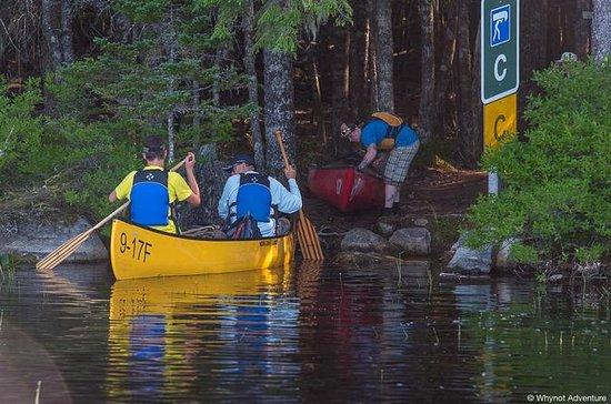 Viaje Keji Southern Lakes Canoe - 4...