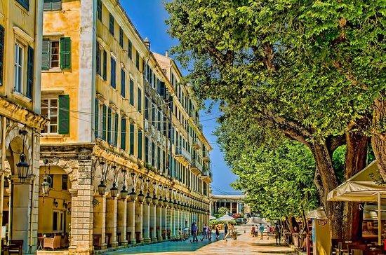 SHOP & SWIM: Corfu Town for bon...