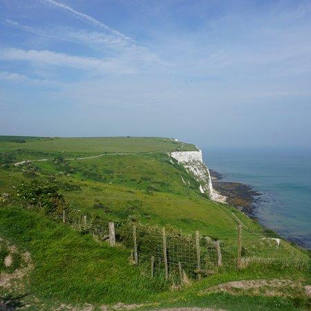 The White Cliffs of Dover Φωτογραφία