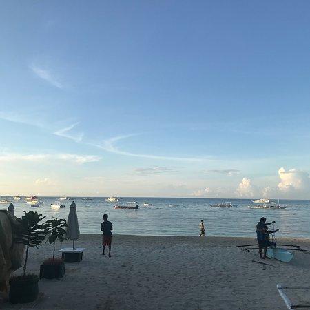 Alona Beach ภาพถ่าย