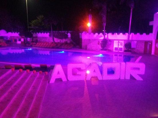Club Med Agadir - Morocco: la piscine sympa un peu petite