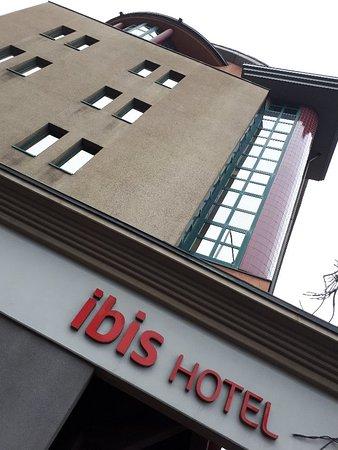 Ibis Budapest Heroes Square ภาพถ่าย