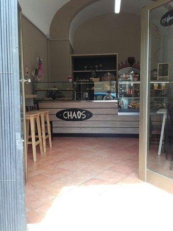 Chaos il piacere del cibo照片