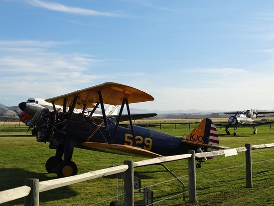 Museum Dirgantara Omaka: Omaka Aviation Heritage Centre