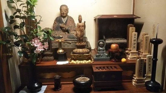 Joganji Temple: 本堂内
