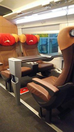 Nuovo Trasporto Viaggiatori - NTV Foto