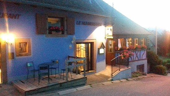 Dieffenbach-au-Val, Frankrike: Extérieur 1