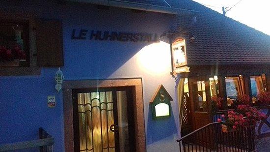 Dieffenbach-au-Val, Francja: Extérieur 2