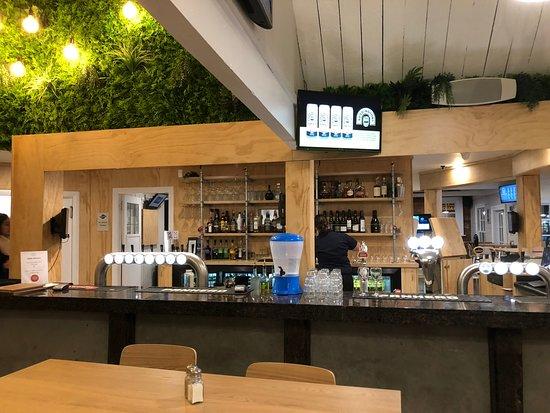Boundary Tap & Kitchen : Main bar