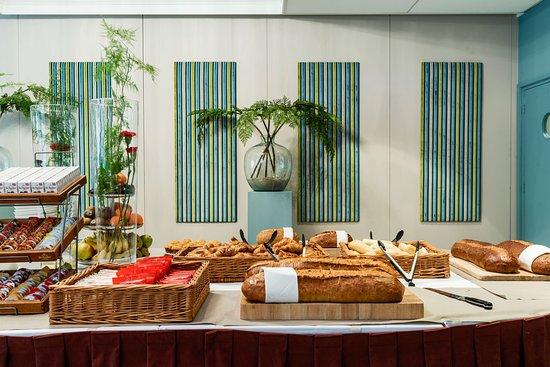 Hotel 't Paviljoen: Ontbijt