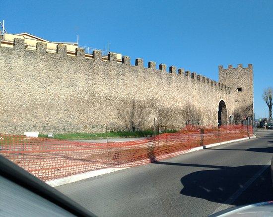 Porta d'Arci