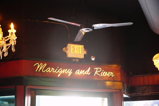 The Marigny Brasserie : WELCOME