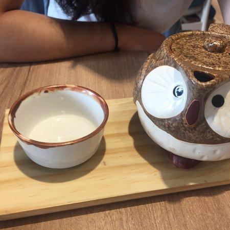 Woosa: 水果茶
