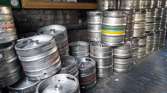 The Brazen Head: Guinness a fiumi