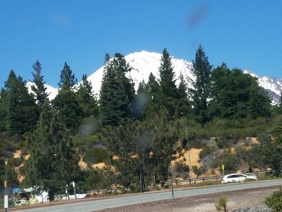 McCloud Outdoors: Mt Shasta in the background
