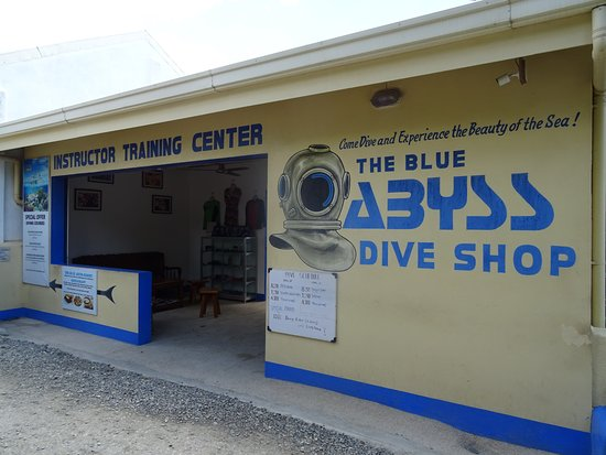 The Blue Abyss Dive Shop照片