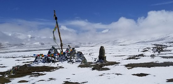 Tibet Discovery: Everest Base Camp near Rongbuk Monastery