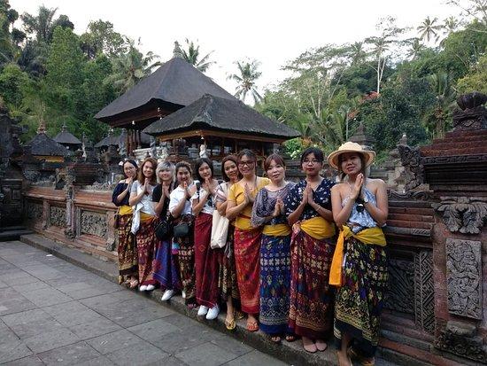 Stone Bali Tours: Group Tour