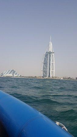 90分钟快艇之旅:Marina,Atlantis,Palm&Burj Al Arab ......照片