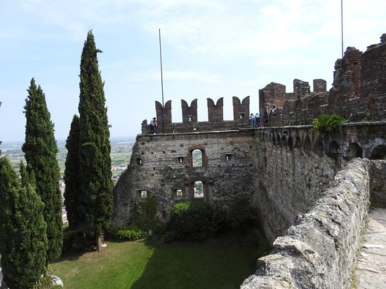 Castello Superiore : Vista