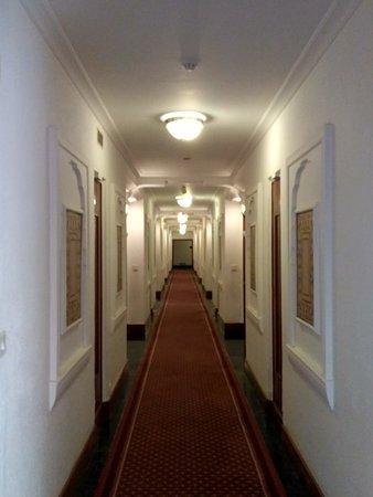Trident, Jaipur : Foyer towards Rooms