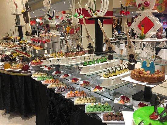 Mirage Aqua Park & SPA: New year´s Eve dinner
