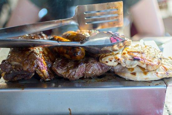 Amigo Restaurant : Grill-Mix (1kg)