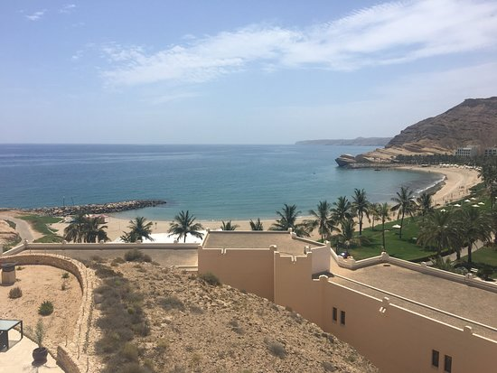 Shangri-La Al Husn Resort & Spa: View