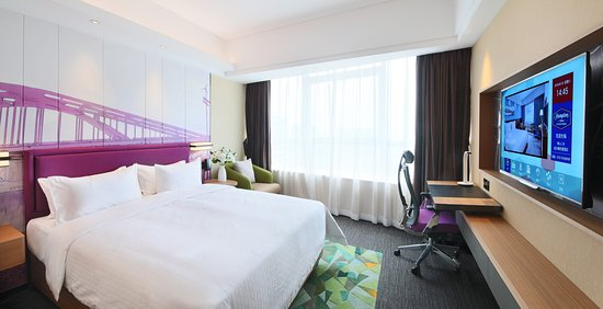 Hampton by Hilton Foshan Sanshui: 舒适大床房