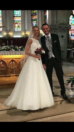 West Flanders Province, Belgium: ils sont beaux ma niece  vive les mariés
