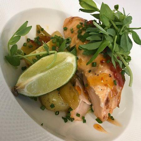 The Star Inn : Summer menu