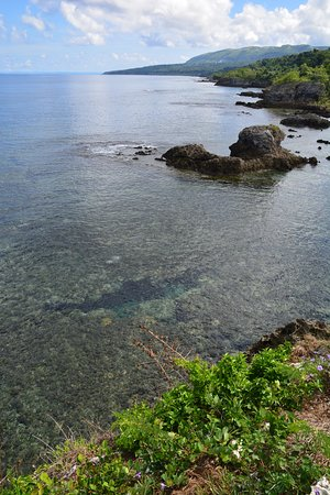 Rockwater Resort: Rockwater's front yard: pristine and fully protected coral gardens