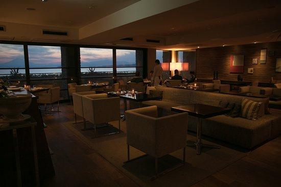 Scapes the Suite: Restaurant