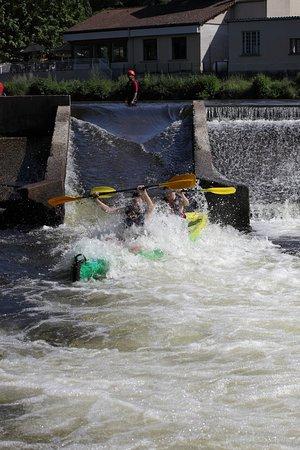 Canoe Kayak Val d' Allier: Canoë 2 places