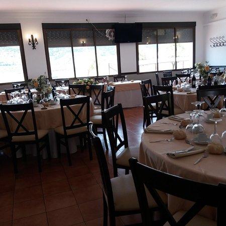 Moral de Calatrava, إسبانيا: Restaurante La Perdiz Roja