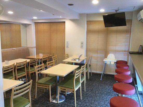 Family Resort Fifty's for Maihama: ラウンジ(休憩エリア)